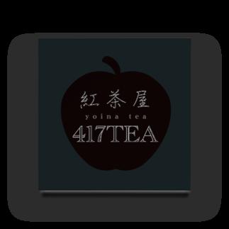 紅茶屋 417TEAの紅茶屋 417TEA_BLACK Acrylic Block