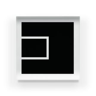 霊能局/囙寮 Acrylic Block