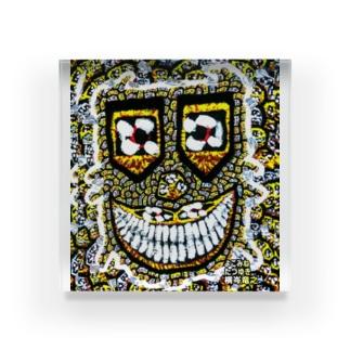 狂気のsmilemonster♥ Acrylic Block