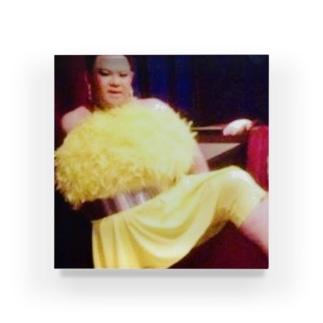 アムロにはなれなかったけどトシミ〜にはなれた女装3。  Acrylic Block
