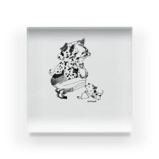 dog 2018産 Acrylic Block