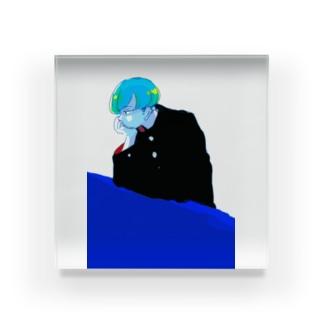 セツナイ男の子 Acrylic Block