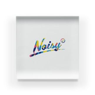Noisy③ Acrylic Block