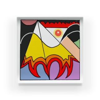 煉獄さん Acrylic Block