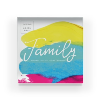 family Acrylic Block