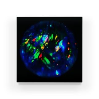 軌跡の結晶の無我 Acrylic Block