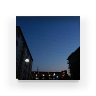 夜の青空0053 Acrylic Block