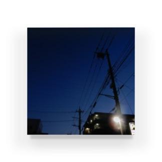 夜の青空の夜の青空0051 Acrylic Block