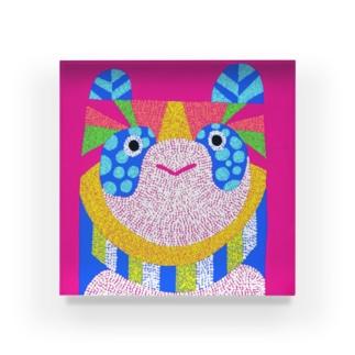 パンダのパンチョ Acrylic Block
