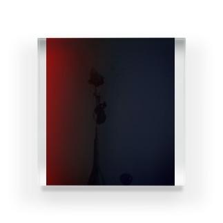 静止した時間 Acrylic Block