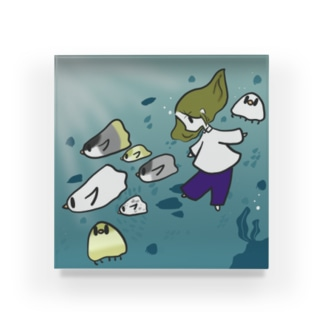 BUNCHO under the sea Acrylic Block