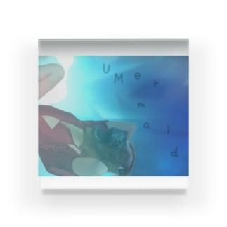 UMermaid Acrylic Block