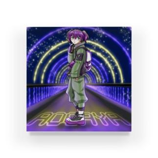 コズミックガール Acrylic Block