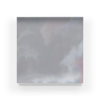 曇 Acrylic Block
