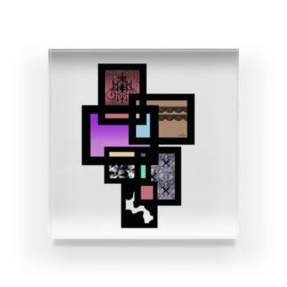 M✧Lovelo(エム・ラヴロ)のパネル Acrylic Block