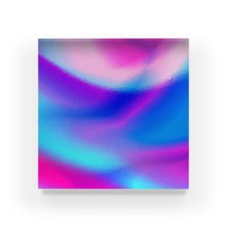 トロピカル Acrylic Block