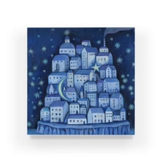 「星屑の物語」 Acrylic Block