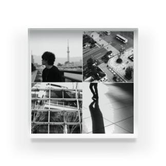 TOKYOコラージュ Acrylic Block