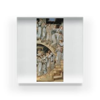 エドワード・バーン=ジョーンズ《黄金の階段》 Acrylic Block