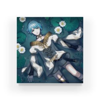 水神フローリエのアクリルブロック Acrylic Block