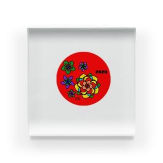 ❉ JAPANESE ❉ 日本 ❉ Acrylic Block