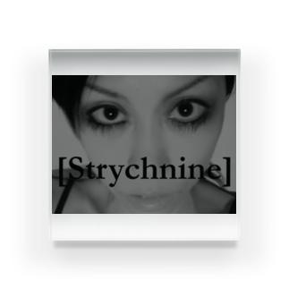 [Strychnine] zAkro フォトカード柄~弐~(モノクロ) Acrylic Block