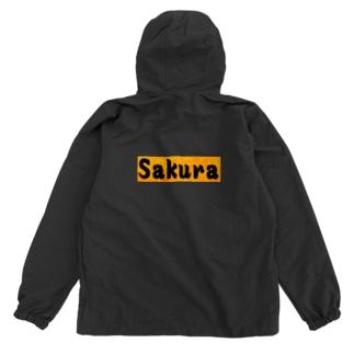 Sakura グッズ Anorak