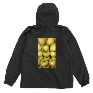 黄色リンゴ!梨じゃないよ!! Anorak