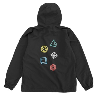 Regular Polyhedron Anorak