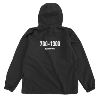 POINTS 700-1300 Anorak