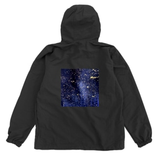 キラキラ星空⭐️ Anorak