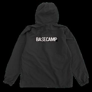 BASE-CAMPのBASE CAMP BLACK Anorak