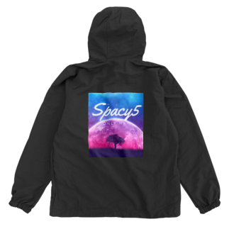 Spacy5 Official OnlineのSpacy5 イメージロゴ Anorak