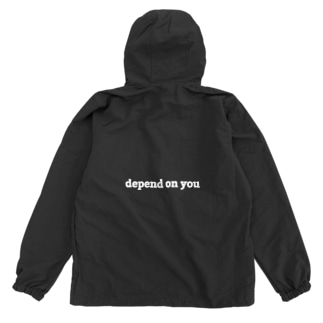 my idealのdepend on you シリーズ Anorak