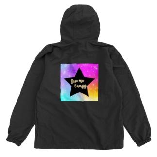 DOLUXCHIC RAYLOのGive me energy Star Anorak