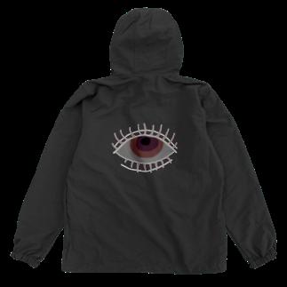 edamiのlonely eye Anorak