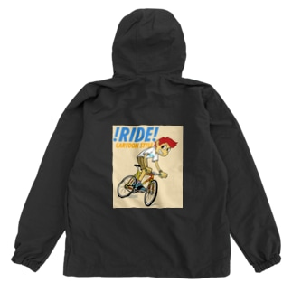!RIDE! (CARTOON STYLE) Anorak