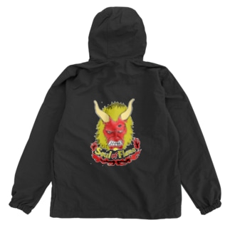 soul of flame color ver. Anorak
