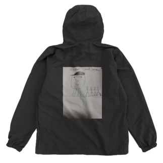 leader and  brothers Anorak