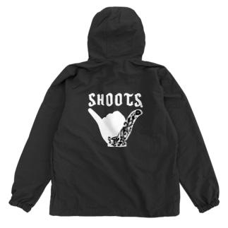 〔Back Print〕 SHOOTS SHAKA Anorak