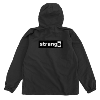 strange world's end strange02アノラック濃色 Anorak