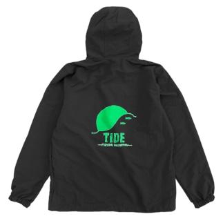 "TIDE ""GREEN"" Anorak"