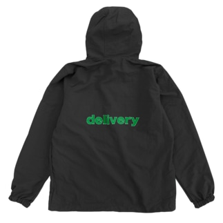 delivery Anorak