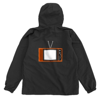 illust_designs_labのレトロな昭和の可愛いテレビのイラスト 画面オン Anorak