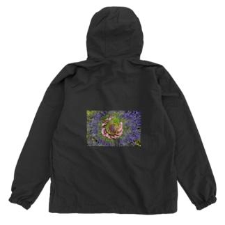 ぐるぐる花々 Anorak