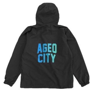 JIMOTO Wear Local Japanの上尾市 AGEO CITY Anorak