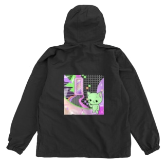 What is cute? メロンクリーム猫さん Anorak