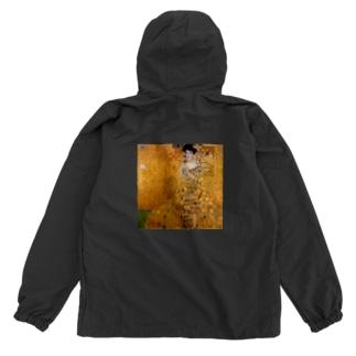 グスタフ・クリムト(Gustav Klimt) / 『アデーレ・ブロッホ=バウアーの肖像 I』(1907年) Anorak