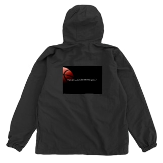 END GAME Anorak