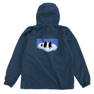 penguin(背景あり) Anorak